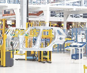 Branche - Automobilindustrie