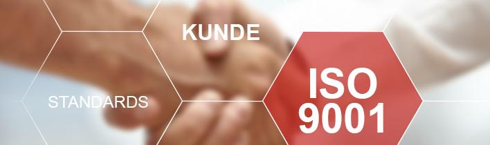 Rezertifizierung DIN ISO 9001:2008